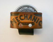 Leather Snuff Can Holder, Chewing Tobacco, Occupations...