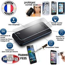 Protection d'Ecran Verre Trempé Contre les Chocs pour Huawei Y635