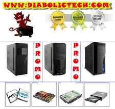 PC INTEL I3 4130 -RAM 8 GB-HD 1000 GB-DVDRW- SCHEDA VIDEO GTX 750 2 GB DDR5
