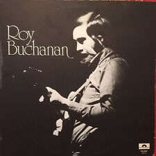 "ROY BUCHANAN   ""SELF TITLED""  LP  1972  POLYDOR  PD-5033  RL  MASTER  BLUES  USA"