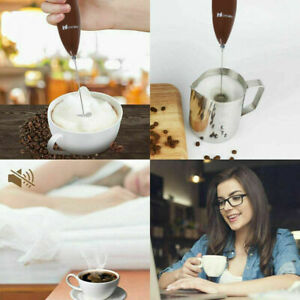Egg Beater Kitchen Frother Mixer Whisk Electric Blend Coffee Stirrer, Milk froth