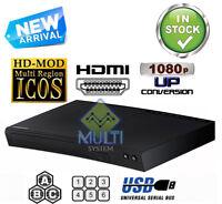 SAMSUNG BD-J5100 ALL REGION FREE BLU-RAY DVD PLAYER - ZONE A,B,C & DVD: 0-9, USB