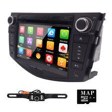 Toyota RAV4 2006 07 2008 2009 2010 2011 Car Radio DVD CD Player GPS Map Card