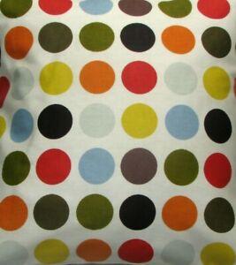 Retro Chic 'Dotty' Multi fabric