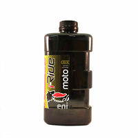 Agip Eni iRide Moto 10W30 1 Litre Synthetic Motorcycle Engine Oil
