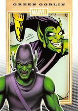 GREEN GOBLIN / Marvel 75th Anniversary (2014) BASE Trading Card #33