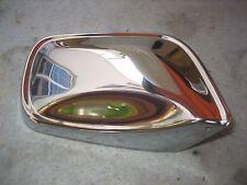 Mercedes 107 w107 Euro Right Chrome Door Mirror 350SL 450SL 450SLC European