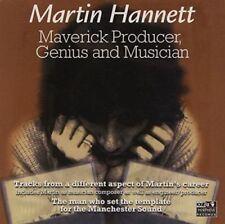 MARTIN HANNETT - MAVERICK PRODUCER GENIUS AND MUSICIAN