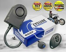 Freymoto Cyclone Security Alarm System Any Motorcycle Harley- 866F