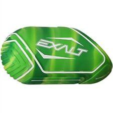New Exalt Paintball Tank Grip Bottle Cover - Lime Swirl - 68 70 & 72ci 3k 4500