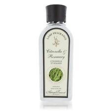 Ashleigh & Burwood Casa Lampada Fragranza Olio Bruciatore 500ml- alla Citronella & Rosmarino