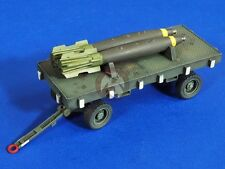 Verlinden 1/32 USAF Bomb Trailer with 2 Mark 81 Snakeye 250lb. Bombs w/TRD 2758