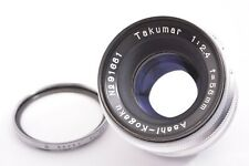 Asahi Kogaku Takumar 58mm f2.4 f/2.4 for asahi flex #91681
