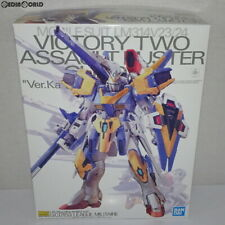 BANDAI Premium NEW MG 1/100 Assault Buster Gundam Ver. Ka V2 Plastic Model Kit