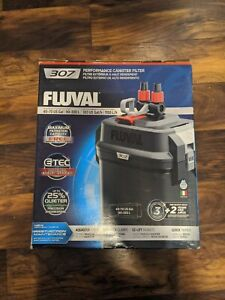Fluval 307 40-70 US Gal Performance Canister Filter A446 BRAND NEW
