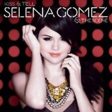 "SELENA GOMEZ & THE SCENE ""KISS & TELL"" CD NEW"