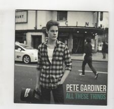(IG960) Pete Gardiner, All These Things - 2016 new not sealed DJ CD
