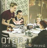 Smash the Control Machine by Otep (CD, Aug-2009, 2 Discs, Victory Records)