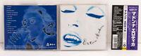 Madonna Erotica WPCR-5000 Japan CD w/ Obi Insert 1992