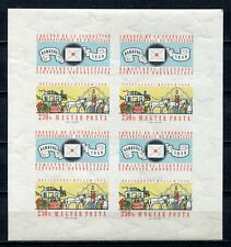 32613) HUNGARY 1959 MNH** Philately Congr. S/S Scott# 1231