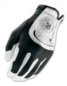Wilson Men's Staff NFL Fit-All Golf Glove Size 32 Left Hand Microfiber WGJA01000
