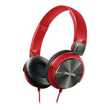 Auriculares Philips Shl3160rd rojo