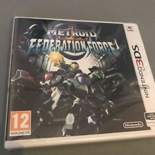 Metroid Prime Federation Force - Nintendo 3DS - Game New and Sealed