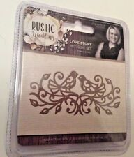 Crafters Companion - Rustic Wedding - Love Story
