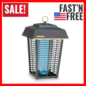 Outdoor 1.5 Acre Electric Insect Killer UV Light And An Electrified Grid Durable