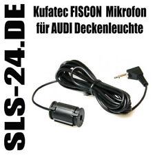 Kufatec Audi TT plafón sustituto micrófono micrófono para Fiscon 36431