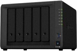 Synology NAS DiskStation DS1520+ (Diskless), 5-Bay; 8GB DDR4 - NEW!