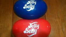 """RED and blue JELLY BELLY 15"""" Plastic Hanging Jelly Bean Candy Store Display wall"""