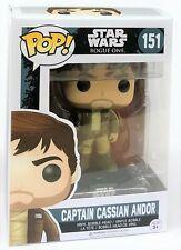 Funko Pop! Star Wars Captain Cassian Andor Vinyl Figure Toy