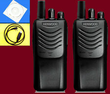 Pair TK3000 KENWOODRADIO UHF400~470MHz 5W 2-Way Radio transceiver walkie talkie