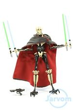 "Star Wars Authentic Black Series 6"" Inch General Grievous Loose Complete"
