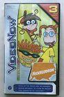 Nickelodeon VideoNow The Wild Thornberrys, The Fairly Odd parents, Rocket Power