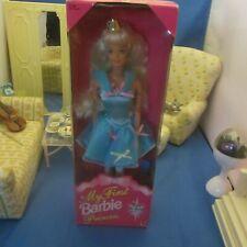 "1994 Vintage Barbie still sealed in her original box. ""My First Barbie Princess"""