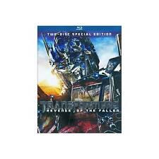 Transformers Revenge of The Fallen 0097360724141 With John Turturro Blu-ray