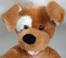 Build a Bear Dog Brown Sugar Puppy Terrier Irish Plush Stuffed Animal Retired