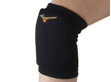 Mizuno Japan Volleyball Knee Supporter with Pad V2MY8008 Black Gold