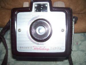 Vintage Kodak Brownie Holiday Camera