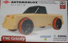Automoblox Minis T15L Grizzly pickup Truck Real Rood customizable 55104