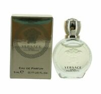 Versace Eros Pour Femme .17 oz EDP eau de parfum mini womens perfume 5 ml NIB