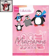 Marianne Design Collectables - Eline's Penguin Craft Die Set COL1416