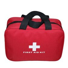 AU Portable Sports Camping Home Medical Emergency Survival First Aid Kit Bag
