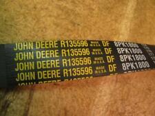 John Deere R135596 Serpentine Belt