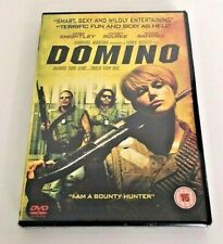 Domino DVD (2006) Keira Knightley