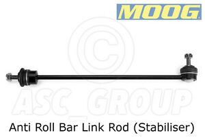MOOG Front Axle left or right - Anti Roll Bar Link Rod (Stabiliser), RE-DS-7057