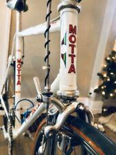 Gianni Motta Personal vintage road bike Eroica 58cm Campagnolo Super Record
