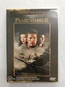 Pearl Harbor (2001, Special 2-Disc Edition, R4 DVD, Ben Affleck)